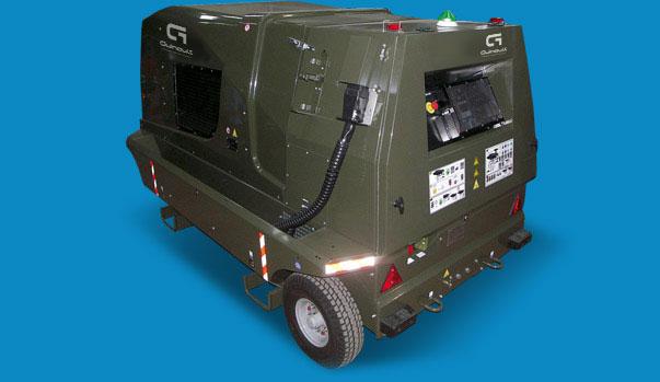 GPU Militaire GA140