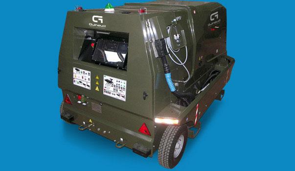 GPU Militaire GA180